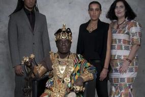 德国修车工竟是非洲国王 用网络远程管理王国