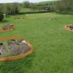 这下发了 英农场主自家院里挖出古罗马大别墅