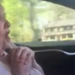 美国老太体验特斯拉自动驾驶被吓坏