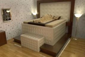 地震救命神器 抗震救生床形似棺材