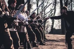 波兰巫师学院开课 古堡中培训狩魔猎人