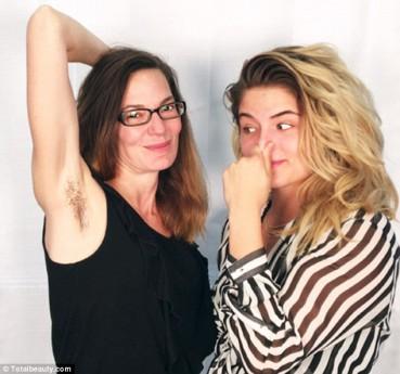 女编辑30天不用化学品洗澡化妆 结果太意外