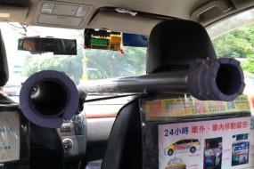 司机自研车内送风降温神器 巨炮架好效果杠杠地