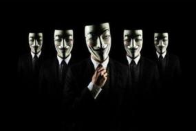"""黑客""""匿名者""""扬言30天瘫痪全球银行"""