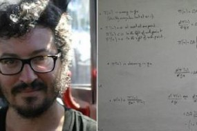 教授飞机上看数学公式被美国大妈当恐怖分子举报