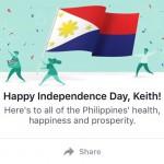 菲律宾国旗挂法有讲究 脸书放反闹乌龙