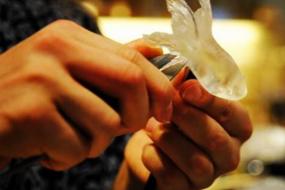 日本糖人手艺传承13个世纪 面临失传