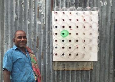 省电环保零成本:汽水瓶加纸板diy降温神器