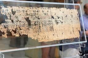 4500年前建造日志揭示埃及金字塔之谜