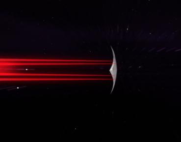 星际航行危机四伏 一粒尘埃就可能致命