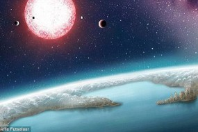 离地球最近的宜居行星被发现 仅4.2光年