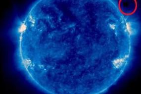 太阳表面出现神秘方形 NASA刻意回避