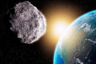 小行星将高速来袭 NASA担心撞击地球
