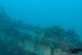 170年前神秘失踪探险船被发现 大部分保存完好
