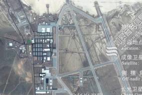 中国卫星拍美国神秘51区 效果惊人