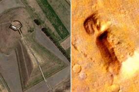 外星人猎手发现日本古墓现身火星