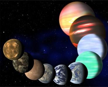 太阳系发现新天体 第九大行星或现身