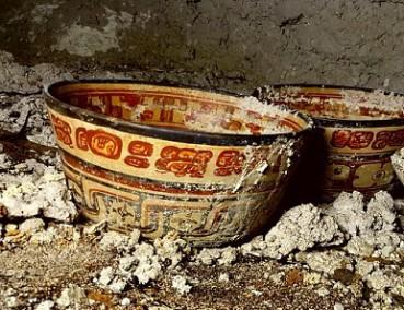 """玛雅金字塔中发现隐秘陵墓 将有""""蛇王""""惊人发现"""