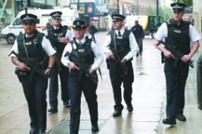 英国一警员对人脸有超强记忆力 认出上千罪犯
