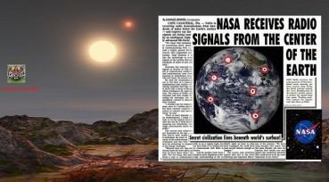 NASA隐瞒20年来自地心讯号 采用超先进编码发送