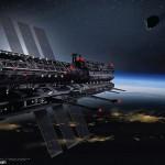 首个太空国家开始筹建 将接受10万人入籍