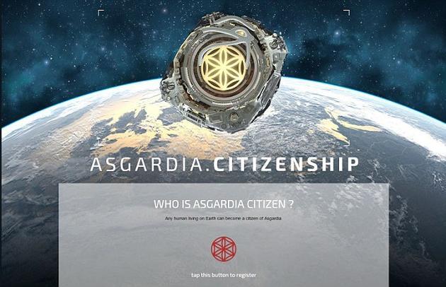 """人们可以登陆Asgardia项目的网站查看相关资讯。目前该网站只允许前10万个用户注册为新""""太空国家""""的公民。阿尔舒贝利称,Asgardia将是一个完全成熟而独立的国家,并且在未来会成为联合国的成员国;Asgardia在太空中将代表和平,并防止地球的冲突蔓延到太空中。-趣闻巴士"""