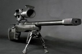 俄在叙部署反恐大杀器:全球最强狙击枪