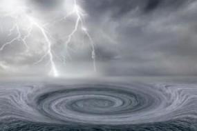 百慕大三角最新解释:六边形怪云或为元凶