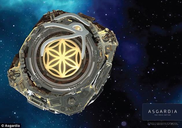 """按照""""太空国家""""计划,首颗Asgardia卫星将于2017年发射升空。科学家希望这一项目就从该卫星发展起来。卫星升空之后将进入一个低地轨道。据介绍,该项目将帮助地球抵御来自宇宙的威胁——无论是人为还是自然的。目前近地轨道上大约有超过2万件可追踪的人造太空垃圾,包括废旧的太空飞船和火箭外壳等。-趣闻巴士"""