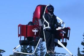 160万元飞行背包飞行高度达千米 还配降落伞