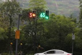 重庆最短绿灯只有3秒 要飙车通过