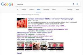 一则CNN播黄片新闻瞬间轰动全美 结果却让人哭笑不得