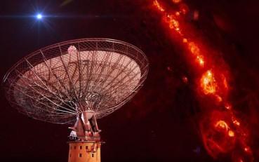 科学家收到银河系外神秘信号 都来自同一地方