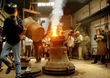 英国铸造大笨钟工厂倒闭  已经有400年历史