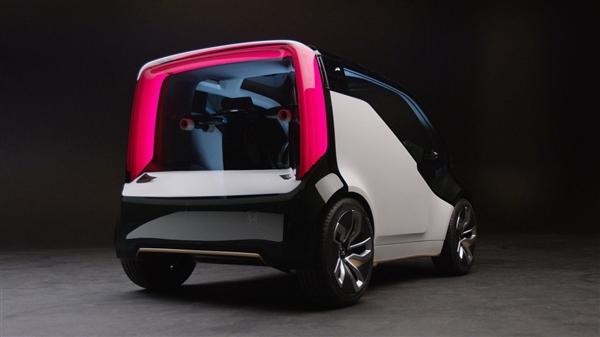 本田最新电动小车:在你睡觉时偷偷溜出去挣钱-趣闻巴士