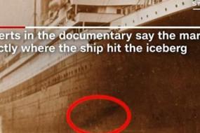 泰坦尼克沉没惊人观点 毁于船舱失火