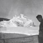 古老胶卷再现百年前南极震撼景象