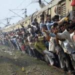 印度火车开挂 运力完爆中国
