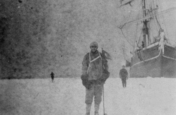 南极发现100年前胶卷:冲洗出来震惊世界-趣闻巴士