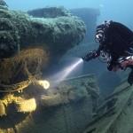 探险家花25年终于找到二战黄金沉船