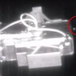 6个UFO飞过空间站