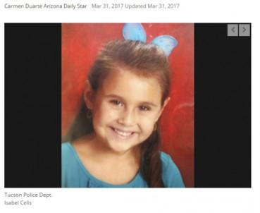 女童家中离奇失踪 五年后在偏远沙漠发现遗体