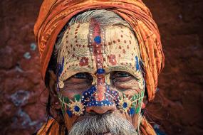 """尼泊尔""""活死人"""" 特殊而神秘族群"""