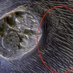 火星表面疑似外星人城市 文明程度极高