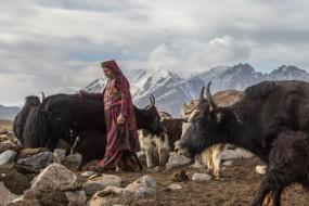 阿富汗深山中世外桃源 村民不知战争