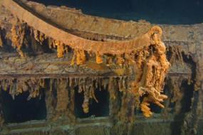 泰坦尼克号将于十几年后彻底消失