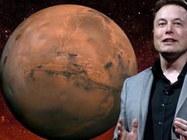 10年内人类将开飞船去火星 路费比上大学还便宜