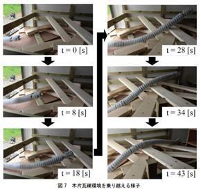 如科幻怪物!日本造出8米蛇形机器人:功能强大-趣闻巴士