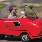 比碰碰车还小 当年最差车型50年后估价70万元