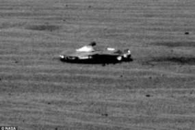 火星最新发现神秘物体 与周围环境格格不入